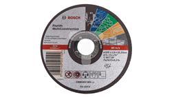 Tarcza tnąca prosta do metalu Multi Construction 125x1,6x22,23mm 2608602383 /5szt./-48765