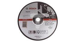 Tarcza tnąca prosta do stali Inox Rapido Standard AS 46 T INOX BF 230x1,9x22,23mm 2608600711 /2szt./-48701