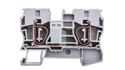 Listwa zaciskowa 2-przewodowa 0,2-16mm2 szara ST 10 3036110-54195
