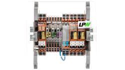Listwa pomiarowa LPW 14-torowa 60V AC równoległa 847-297/060-2000-44360