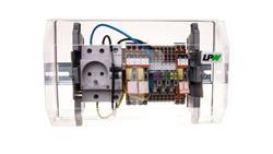 Listwa pomiarowa LPW 14-torowa, 230V AC, równoległa 847-1015/230-2000-44346
