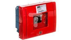 Rozdzielnica przeciwpożarowa podtynkowa pusta 5 modułów IP55 95PPPT-41171