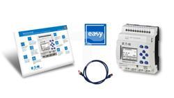 Pakiet startowy EASY-E4-AC-12RC1 + kabel krosowy + licencja easyS EASY-BOX-E4-AC1 197229-14116