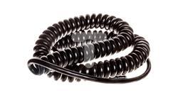 Przewód spiralny SPIRAL H07BQ-F BLACK 5G1,5 1-3m 70002759-33752