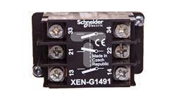 Styk pomocniczy 2Z 1R montaż czołowy XENG1491-13887