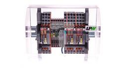 Listwa pomiarowa LPW 13-torowa 230V AC równoległa 847-105/230-2000-42935