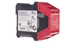Przekaźnik bezpieczeństwa do wyłącznika awaryjnego 3Z 120V AC 24V DC PREVENTA XPSAK351144-1742
