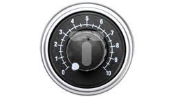 Jednoczęściowy potencjometr 5kOhm LPCPA005-17807