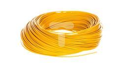 Przewód instalacyjny H05V-K 0,5 żółty 29089 /100m/-32560