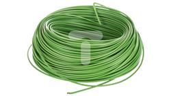 Przewód instalacyjny H05V-K 0,5 zielony 29091 /100m/-32467