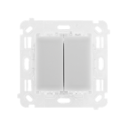 Łącznik roletowy podwójny 230V, 2x2A-251724