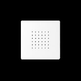 Pokrywa do głośnika i brzęczyka biały-251354