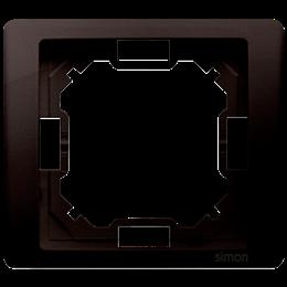 Ramka 1- krotna czekoladowy mat, metalizowany-253221