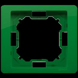 Ramka 1- krotna miętowy, metalizowany-253223