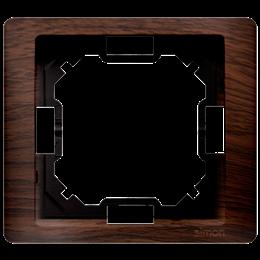 Ramka 1- krotna dębowy, hydrografika-253229