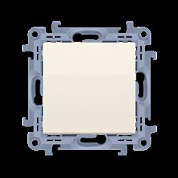 Łącznik jednobiegunowy kremowy 10AX-254335