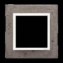 Ramka 1-krotna betonowa La stryko-251459