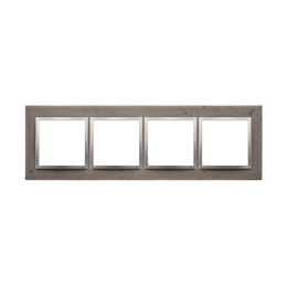 Ramka 4-krotna betonowa Mokra robota-251531
