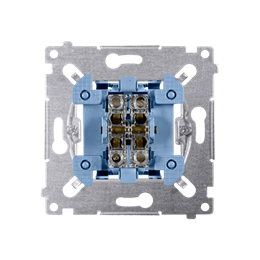 Łącznik krzyżowy (mechanizm) 10AX 250V, szybkozłącza, nie dotyczy-251975