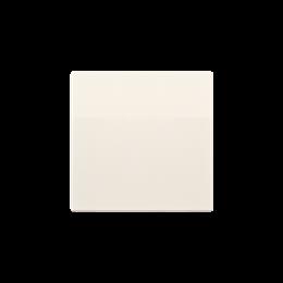 Klawisz pojedynczy do łączników i przycisków kremowy-254560