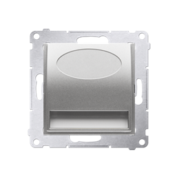 Oprawa oświetleniowa LED, 14V srebrny mat, metalizowany-252829
