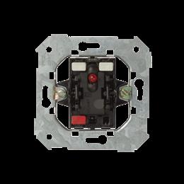 Przycisk pojedynczy zwierny z podświetleniem na 24V-251018