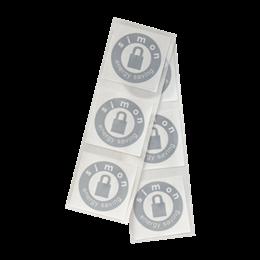 Naklejki na karty do kodowanego łącznika hotelowego-251136