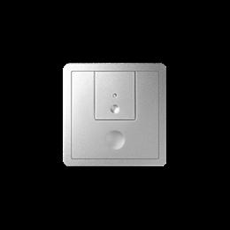 Klawisz podwójny do łączników i przycisków aluminium-251170