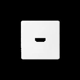 Pokrywa do gniazda HDMI (V1.4) żeńskiego biały-251338