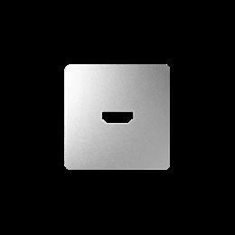 Pokrywa do gniazda HDMI (V1.4) żeńskiego aluminium-251341