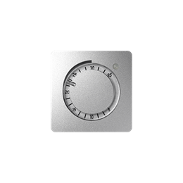 Pokrywa do termostatu aluminium-251218