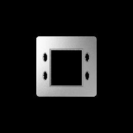 Pokrywa do zegara, termostatu, progrmatora, sterownika aluminium-251193
