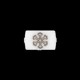 """Okienko białe do 82013 - piktogram """"klimatyzacja""""-251038"""