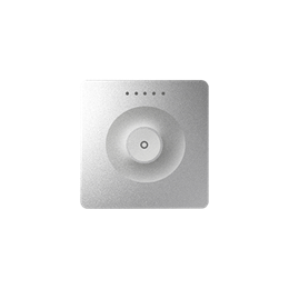 Klawisz Sense aluminium Ikony:Regular-251385