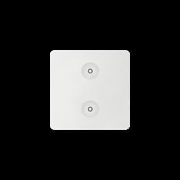 Klawiatura Sense biały Ikony:Regular-251395