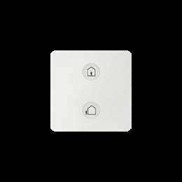 Klawiatura Sense biały Ikony:Custom T1-251398