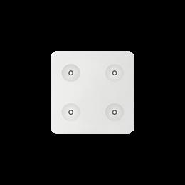 Klawiatura Sense biały Ikony:Regular-251407