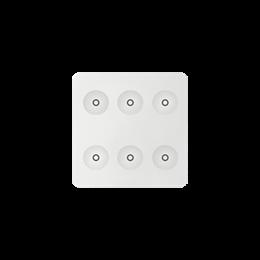 Klawiatura Sense biały Ikony:Regular-251419