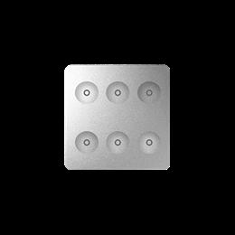 Klawiatura Sense aluminium Ikony:Regular-251421