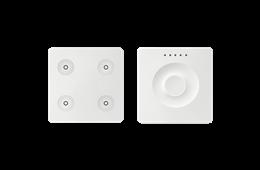Klawiatura Sense&Slide biały Ikony:Regular-251431