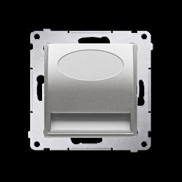 Oprawa oświetleniowa LED, 230V srebrny mat, metalizowany-252793