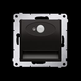 Oprawa oświetleniowa LED z czujnikiem ruchu, 14V antracyt, metalizowany-252868
