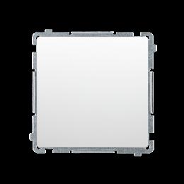Łącznik schodowy bez piktogramu (moduł) 16AX 250V, zaciski śrubowe, biały-253506
