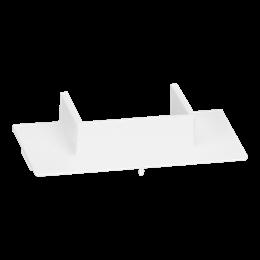 Adapter do kanału 20x30mm do obudów natynkowych SIMON 500 czysta biel-255806