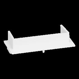 Adapter do kanału 20x50mm do obudów natynkowych SIMON 500 czysta biel-255807