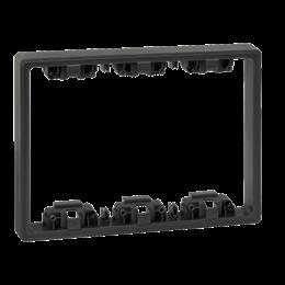 Element pogłębiający SIMON 500 3×S500 6×K45 szary grafit-255779
