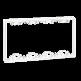 Element pogłębiający SIMON 500 4×S500 8×K45 czysta biel-255780
