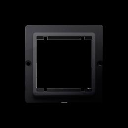 Adapter przejściówka na osprzęt standardu 45×45 mm grafit mat, metalizowany-254290