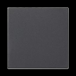 Zaślepka SIMON 500 50×50mm szary grafit-256570