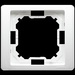 Ramka 1- krotna biały-253218